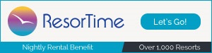 Resortime.com Bonus Time Rates